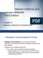 Chapter 6 Wireless Security Fundamentals