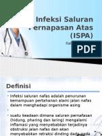 Infeksi Saluran Pernapasan Atas (ISPA)