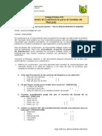 Tarea Sondeo Del Mercado Cuestionario gdsgs