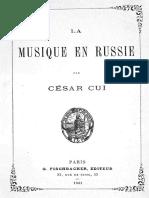 César Cui - La musique en Russie.pdf