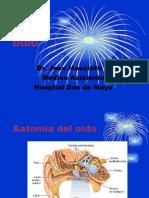 Oido Externo anatomia y fisiologia