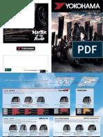 Catálogo de Neumáticos YOHOHAMA Latin America
