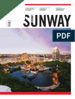 bandar sunway history