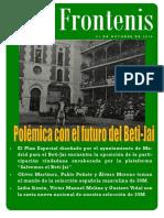 Revista Frontenis Numero 78