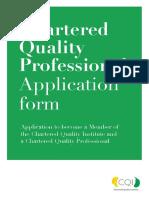 Cqp Application Form i.i