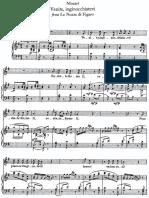 485 Mozart Le Nozze Di Figaro Venite Inginocchiatevi