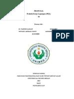 Proposal Pkl Dinas Kelautan Dan Perikanan