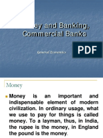 16787Money and Banking Commercial Banking Mani