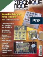 Electronique Pratique 322 2007 Decembre