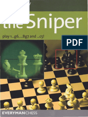 The Sniper - Storey pdf | Chess Openings | Traditional Board