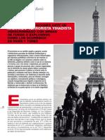 Revista Policía Actuación Ante Atentado Terrorista Yihadista Enero 2016