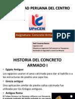Clase 01 Concreto Armado I