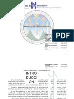 Componentes de La Planificación Curricular TRABAJO FINAL