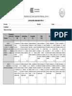 Rubrica de Evaluacion Parcial_2016-II