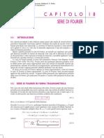 Capitolo 18 - Serie di Fourier