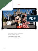 Disney Group Report