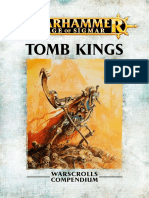 Warhammer Age of Sigmar - Re dei sepolcri