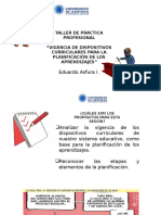 PPT - Vigencia Dispositivos Curriculares Para La Planificacion 2016