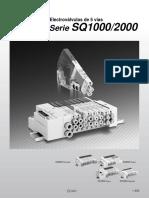 Válvulas Serie SQ (SMC)