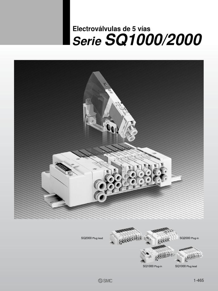 kq2p-04 SMC tapones de cierre 4 mm Art