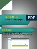 Presentacion Centralizador Digital Universal