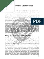 OptPubAdm7_ Personnel Administration
