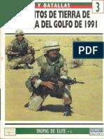 Ejercitos y Batallas 03 - Los ejercitos de tierra de la guerra del Golfo.pdf