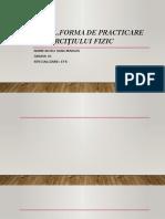 Joculforma de Practicare a Exercițiului Fizic