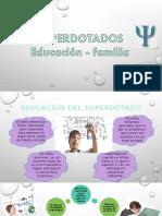 Superdotados - Familia