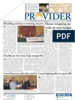 May 2010 Provider