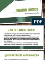 Marco Lógico - Evaluación de proyectos