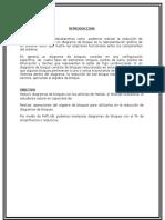 Reducción de Diagrama de Bloques Con Matlab