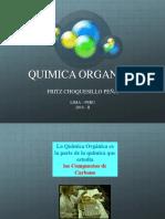 Quimica Organica 2016-II