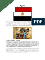 Egipto (Trabajo de Tec Diet. 2)