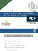 Analisis Sector hortofrutícola