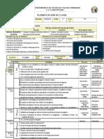 Planificacion de Clase 2015-2016 Bloque 1 telesecundaria
