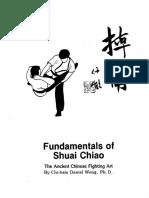 [Martial Arts - Kung Fu] - Chinese Wrestling - Fundamentals Of Shuai Chiao.pdf