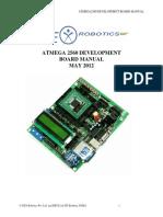 ATMEGA 2560 Development Board