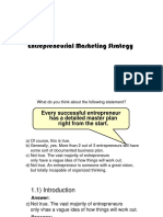 EDS411 - Entrepreneurial Marketing777777777777777