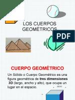 Ppt Redes Cuerpos Geometricos