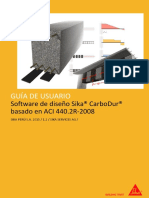 02_manual Software Sika Carbodur Aci440 (Sika Peru)