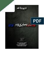Libreto Old Tempest Les Misérables