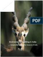 Environment Auditing in India