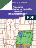 104185685 C Seghes Si C Margean Procedee de Construire a Tiparelor Pentru Imbracaminte(1) Copy