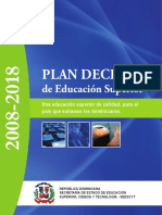 Plan Decenal ES Completo Imprimir