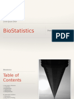 Biostatistics (Awwab) II