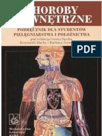 Pączek Leszek, Mucha Krzysztof, Foroncewicz Bartosz - Choroby wewnętrzne. Podręcznik dla studentów pielęgniarstwa i położnictwa (2006)