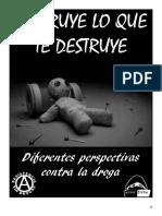 Destruye Lo Que Te Destruye-leer e Imprimir