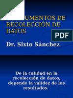 Instrumento de Recoleccion de Datos Sixto May16