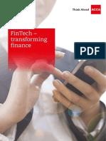 FinTech-transforming-finance ACCA November 2016